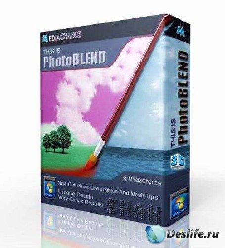 Photo Blend 3D 2.0 + Rus