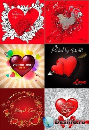 День влюблённых - Вектор