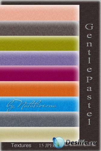 Текстуры – Нежная пастель