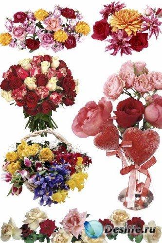 Розы - букеты и икебаны (фотосток часть вторая)