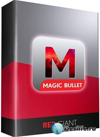 Red Giant: Magic Bullet Suite v.11.4.1 32/64 (2013/ENG/PC/Win All)