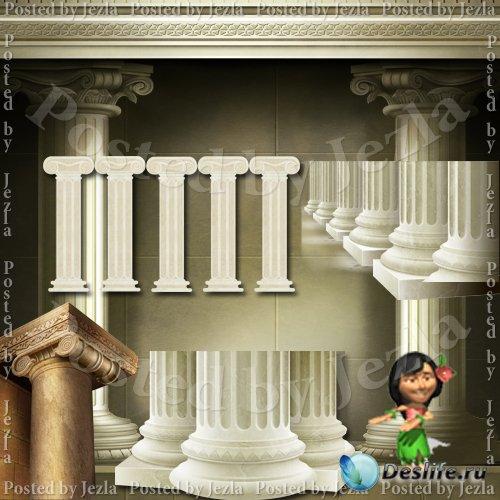 PSD Исходники - Колонны (Column)