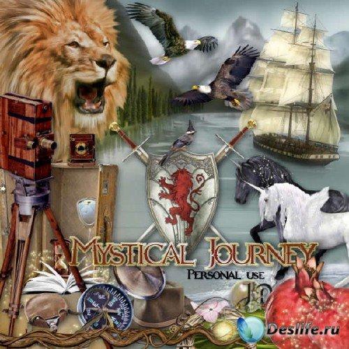 Скрап-комплект - Mystical Journey