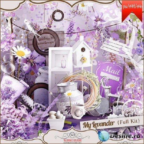 Великолепный скрап-комплект - My Levander