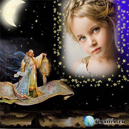 Рамка детская – Сон в летнюю ночь