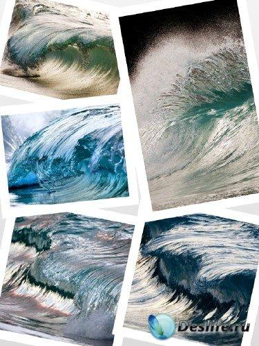 Феноменальные фотографии морских волн