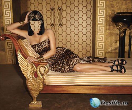 Женский костюм - Египетская царица