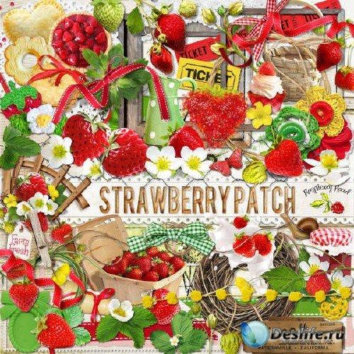 Ягодный скрап-комплект - Strawberry Patch