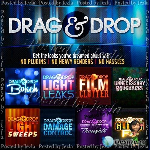 Digital Juice Drag & Drop Bundle (Full Collection)