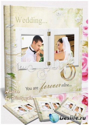 Свадебная фотокнига - Нежные чувства
