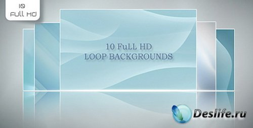 Pro BackGrounds Pack - 10: Motion Graphics (VideoHive)