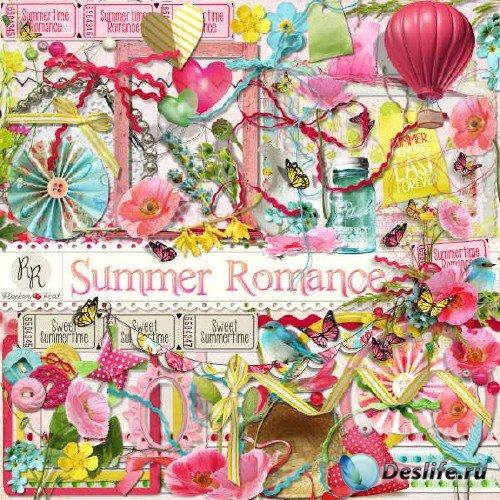 Комплект для скрапбукинга - Summer Romance