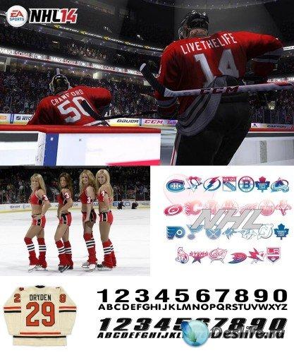 NHL Fonts