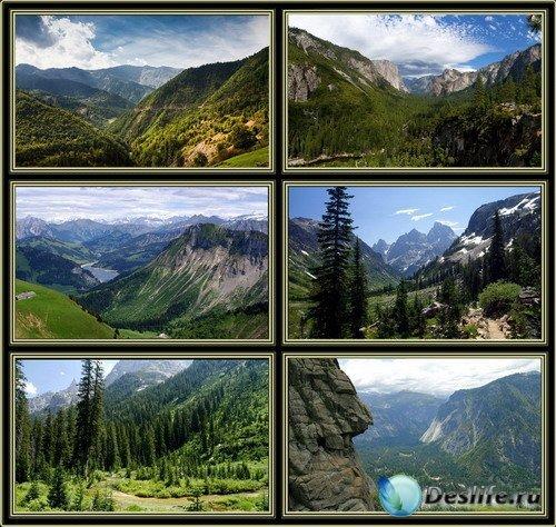 Красочные пейзажи восхитительных уголков нашей планеты на фото 32