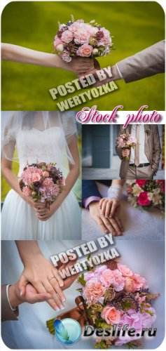 Свадебные коллажи, жених и невеста / Wedding collages, bride and groom - st ...