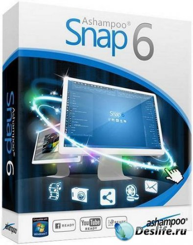 Ashampoo Snap 6.0.10 Final + Portable
