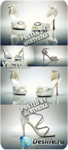 Модная обувь / Fashionable shoes - stock photos