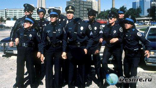 Мужской костюм - Классная полицейская команда