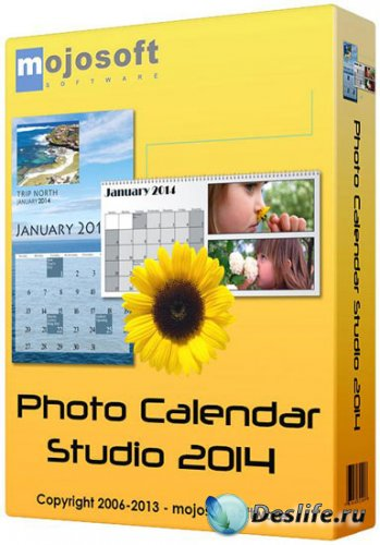 Mojosoft Photo Calendar Studio 2014 1.11