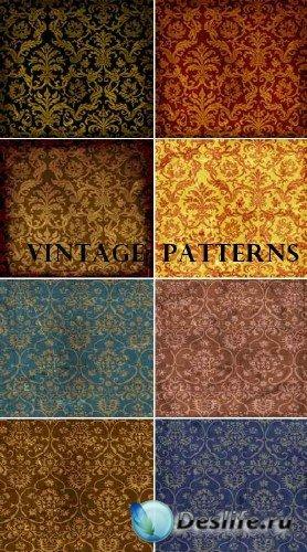 Винтажные узоры (коллекция текстур)