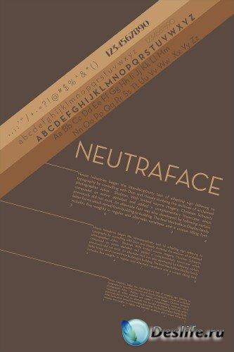 NeutraFace Fonts