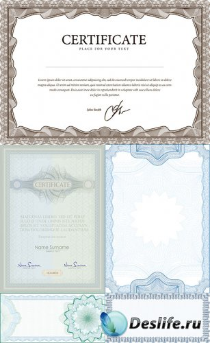 Сертификаты в векторе 2
