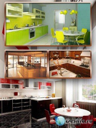 Подборка интерьеров: Кухня