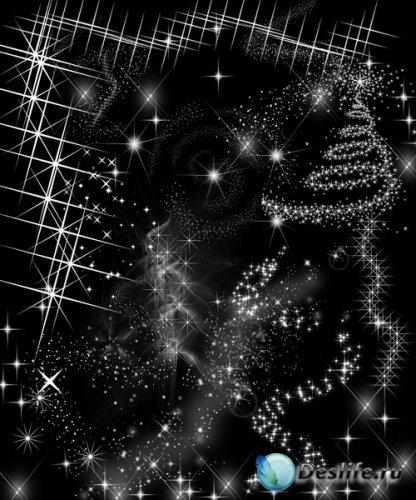 Клипарт - Звездная феерия