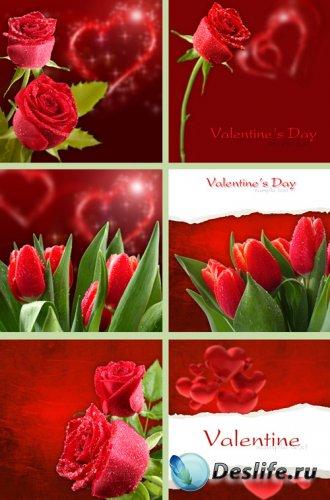 Фотосток ко Дню Святого Валентина