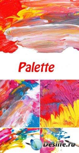 Палитра (набор фонов)