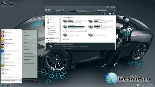 Momento - Тема для Windows 7