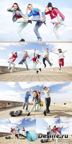 Танцы тинейджеров