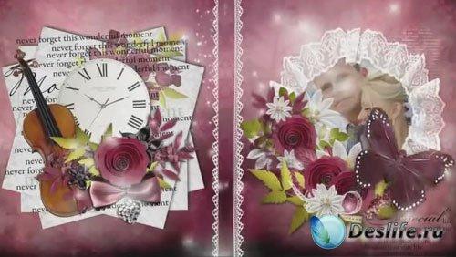 Свадебный проект для ProShow Producer - Свадебные моменты