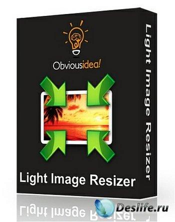 Light Image Resizer 4.6.1.0 Final Portable by PortableAppZ