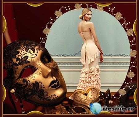 Рамка женская – Образ чудесный, образ таинственный