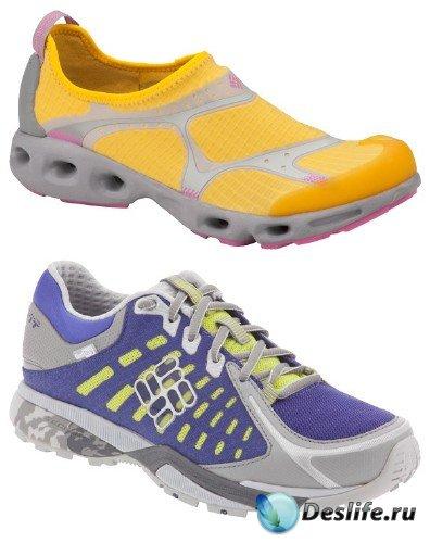 Обувь спортивная: подборка клипарта