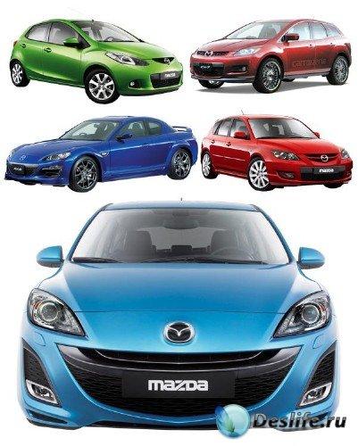 Автомобили марки MAZDA