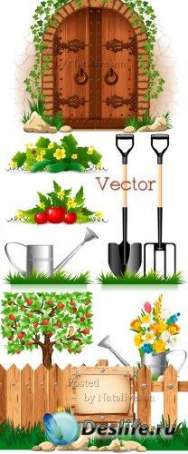 Подборка для садоводов  в  Векторе