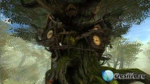 Детский проект для ProShow Producer - Зачарованный лес
