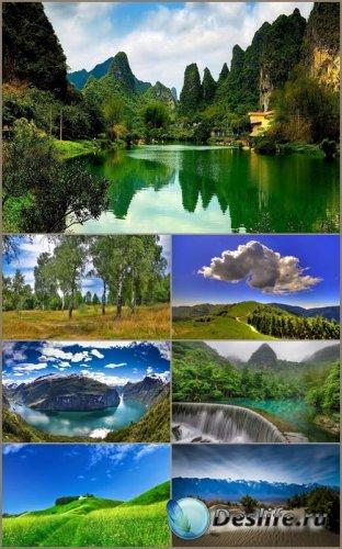 Обои - Великолепные пейзажи природы