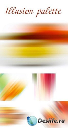 Иллюзия палитры (набор фонов)