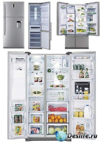 Бытовая техника: Холодильник (подборка изображений)