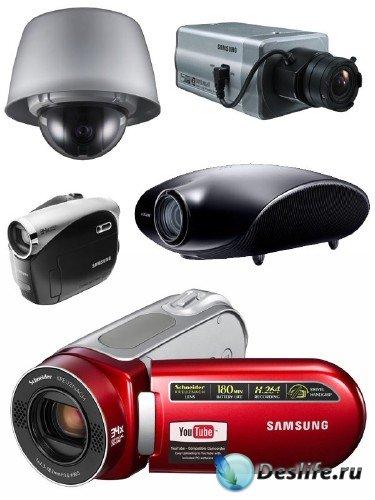 Видео техника SAMSUNG (подборка изображений)