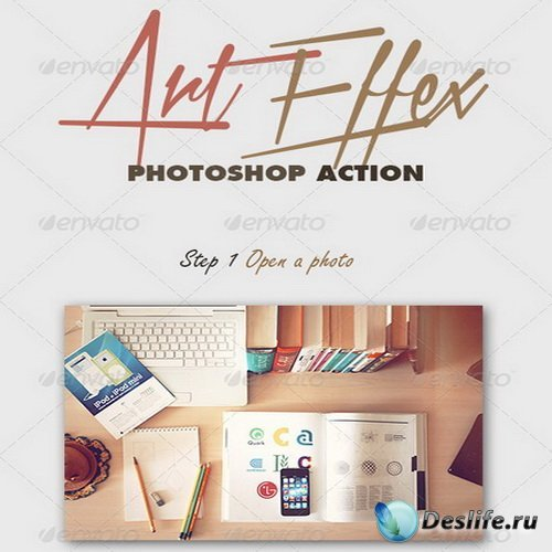 ArtEffex Photoshop Action