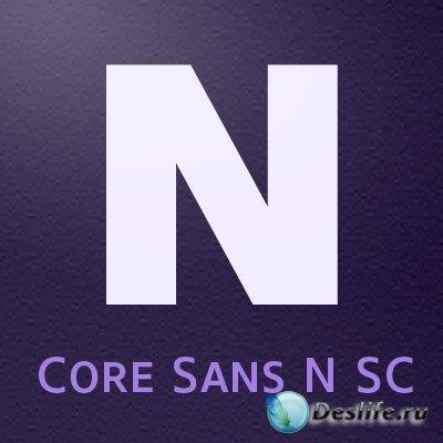 Core Sans N SC