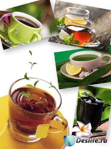 Горячие напитки: Чай (подборка изображений)