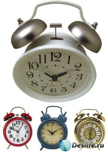 Будильник - часы (подборка клипарта)