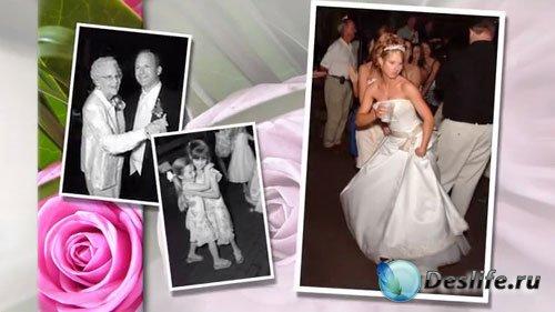 Свадебный проект для ProShow Producer - Свадебная классика