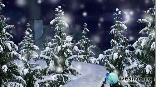 Новогодний проект для ProShow Producer - Скоро Новый год