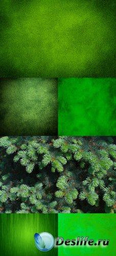 Зелёные фоны в растре 2